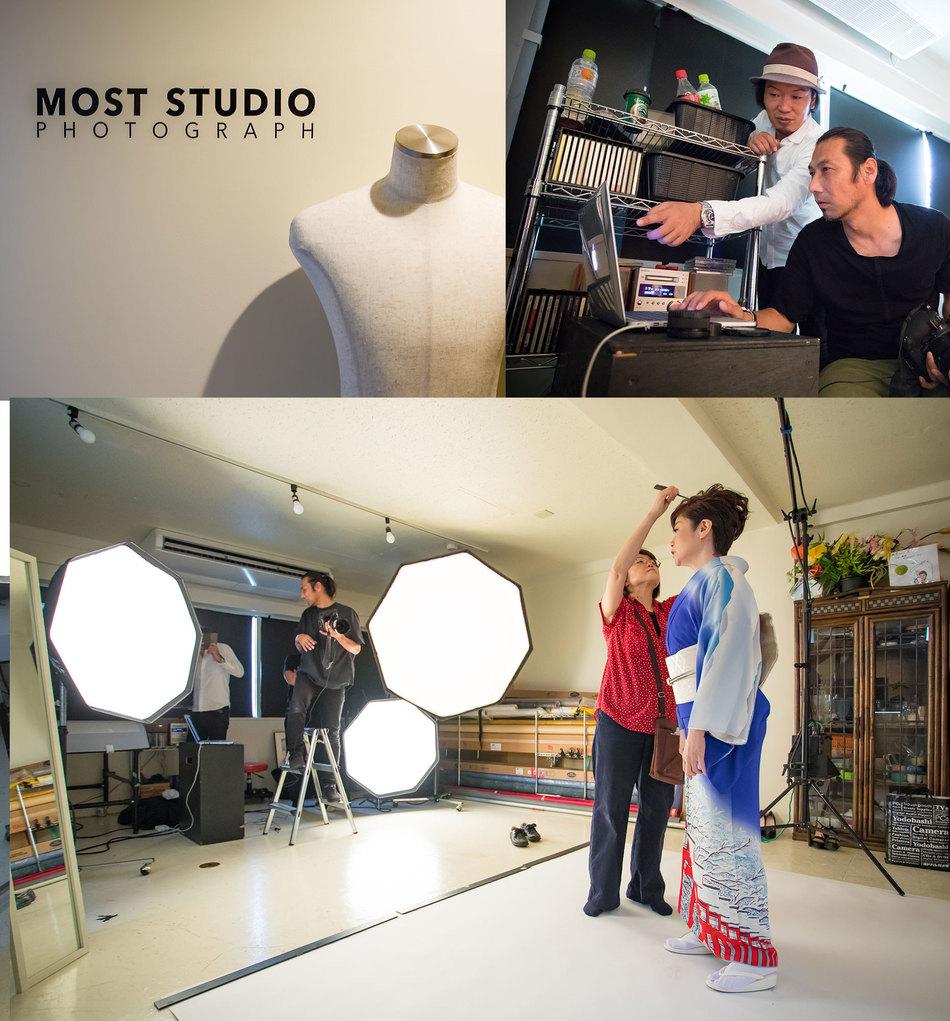 モーストスタジオのご紹介